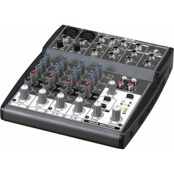Behringer XENYX 802 mikser analogowy