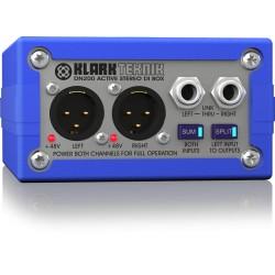 Klark Teknik DN200 DiBox aktywny dwukanałowy