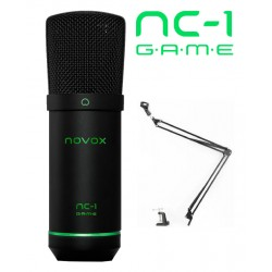 Novox NC-1 GAME mikrofon pojemnościowy USB