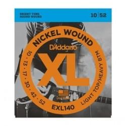 D Addario EXL140 struny do gitary elektrycznej 10-52
