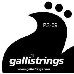 Galli PS-09 - pojedyncza struna do gitary elektrycznej/akustycznej