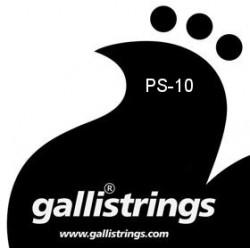 Galli PS-10 - pojedyncza struna do gitary elektrycznej/akustycznej