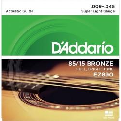 D Addario EZ890 struny do gitary akustycznej 9-45