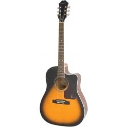 Epiphone AJ 220SCE VS Gitara elektroakustyczna