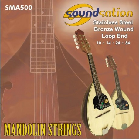 Soundsation MA500 Light - struny do mandoliny