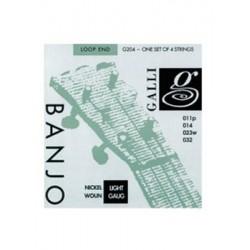 Galli G 204 - struny do banjo tenorowego