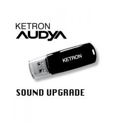 Ketron Pendrive 2012 SOUND UPGRADE Vol.2 - pendrive z dodatkowymi stylami AUDYA
