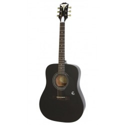 Epiphone PRO-1 Ebony EB Gitara akustyczna 4/4