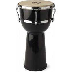 Stagg DPY-12-BK - djembe z włókna szklanego