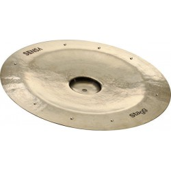 Stagg SEN-CH18B ZZ - talerz perkusyjny, China 18