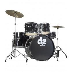 Ddrum D2 MB - akustyczny zestaw perkusyjny