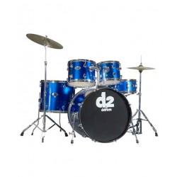 Ddrum D 2 PB - akustyczny zestaw perkusyjny