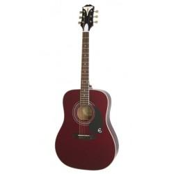 Epiphone PRO-1 Plus Wine Red Gitara akustyczna 4/4