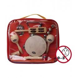 Stagg CPK 01 - zestaw perkusyjny dla dzieci