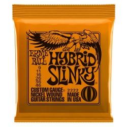 Ernie Ball 2222 NC Regular Slinky struny do gitary elektrycznej 9-46