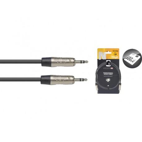 Stagg NAC1MPSR - kabel połączeniowy 1m