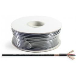 Stagg ROLL M60/2 BKH - kabel mikrofonowy, rolka 100m
