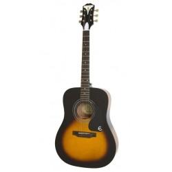 Epiphone PRO-1 Vintage Sunburst VS Gitara akustyczna 4/4