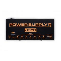 Joyo JP-05 - zasilacz do efektów gitarowych