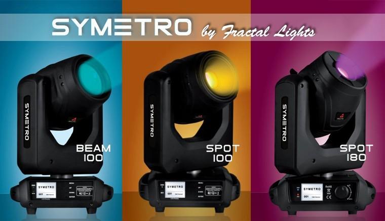 Fractal Lights Symetro