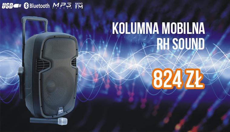 RH Sound kolumna mobilna